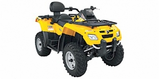 2007 Can-Am Outlander™ MAX 800 H.O. EFI