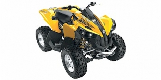 2008 Can-Am Renegade 800 HO EFI
