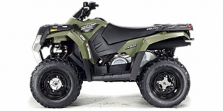 2007 Polaris Hawkeye 4x4
