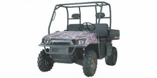 2007 Polaris Ranger™ XP Mossy Oak (Limited Edition)