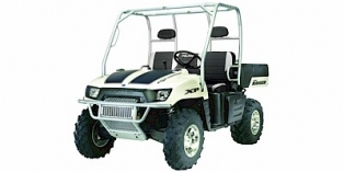 2007 Polaris Ranger™ XP Pearl White (Limited Edition)