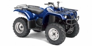 2007 Yamaha Grizzly 350 Automatic