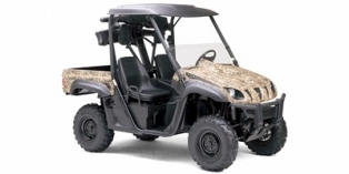2007 Yamaha Rhino 660 Auto 4x4 Ducks Unlimited Edition