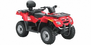 2008 Can-Am Outlander™ MAX 400 H.O. EFI