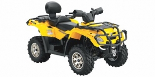 2008 Can-Am Outlander™ MAX 400 H.O. EFI XT