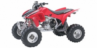 2008 Honda TRX™ 450R (Kick Start)
