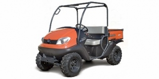 2011 Kubota RTV500 Orange