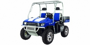 2008 Polaris Ranger™ XP Supersonic Blue Rally (Limited Edition)