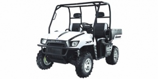 2008 Polaris Ranger™ XP Pearl White (Limited Edition)