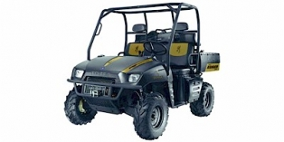 2008 Polaris Ranger™ XP Stealth Black Browning Edition (Limited Edition)