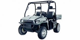 2008 Polaris Ranger™ XP Turbo Silver (Limited Edition)