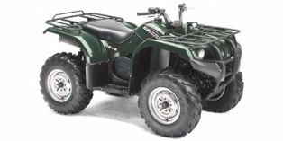 2008 Yamaha Grizzly 350 IRS Auto 4x4