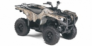 2008 Yamaha Grizzly 700 FI 4x4 Auto Ducks Unlimited Edition