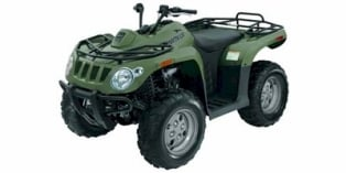 2009 Arctic Cat 366 4x4 Automatic