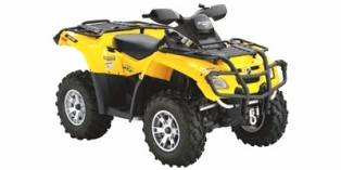 2009 Can-Am Outlander™ 650 EFI XT