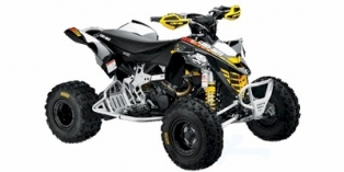 2009 Can-Am DS 450 EFI Xxc