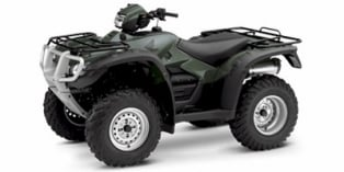 2009 Honda FourTrax Foreman® 4x4 ES With Power Steering