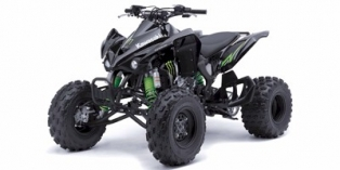 2009 Kawasaki KFX® 450R Monster Energy