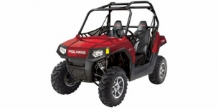 2009 Polaris Ranger™ RZR 800 LE Sunset Red