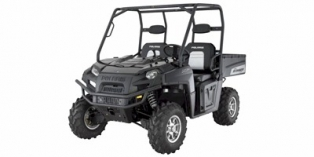 2009 Polaris Ranger™ XP LE Black Metallic