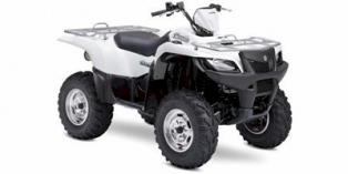 2009 Suzuki KingQuad 500 AXi 4X4 Power Steering