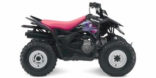 2009 Suzuki QuadSport® Z90 Special Edition