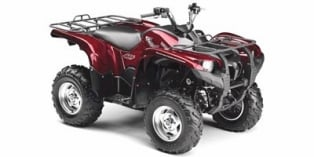 2009 Yamaha Grizzly 550 FI Auto 4x4 EPS Special Edition