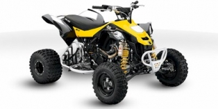 2011 Can-Am DS 450 EFI Xmx