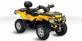 2011 Can-Am Outlander™ MAX 400 EFI XT