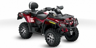 2010 Can-Am Outlander™ MAX 800R EFI LTD