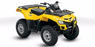 2010 Can-Am Outlander™ 650 EFI