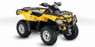 2011 Can-Am Outlander™ 650 EFI XT