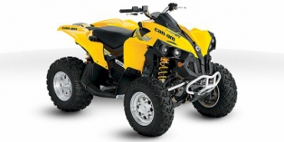 2012 Can-Am Renegade 500