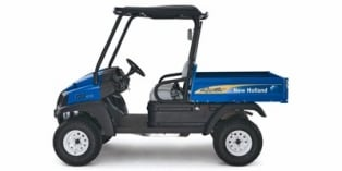 2011 New Holland Rustler 120 Two Passenger