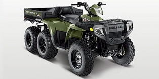 2010 Polaris Sportsman® 800 Big Boss 6x6