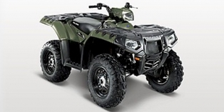 2010 Polaris Sportsman® 850 XP
