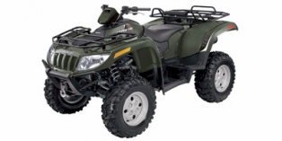 2012 Arctic Cat 700 Super Duty Diesel