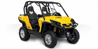 2011 Can-Am Commander 1000 XT