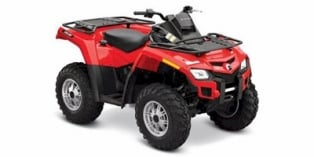 2011 Can-Am Outlander™ 800R EFI