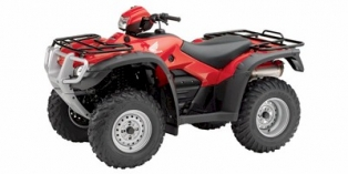 2011 Honda FourTrax Foreman® 4x4 With Power Steering
