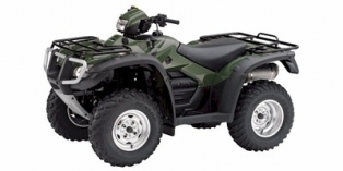 2011 Honda FourTrax Foreman® Rubicon