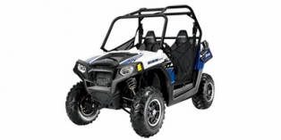 2011 Polaris Ranger® RZR® 800 Boardwalk Blue / White LE