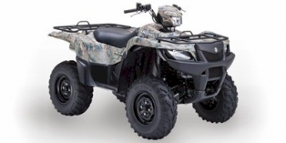 2011 Suzuki KingQuad 750 AXi 4X4 Power Steering Camo
