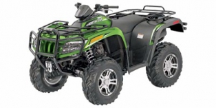 2012 Arctic Cat 700i H1 EFI LTD 4x4