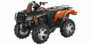 2012 Arctic Cat 700i H1 EFI MudPro LTD 4x4