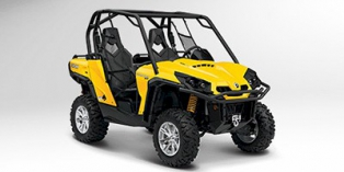 2013 Can-Am Commander 1000 XT