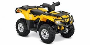 2013 Can-Am Outlander™ 400 XT