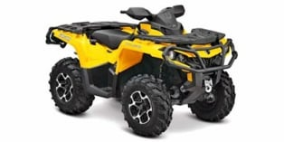 2012 Can-Am Outlander™ 1000 XT