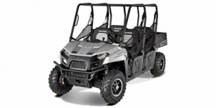 2012 Polaris Ranger® Crew® 500 Turbo Silver LE