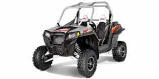 2012 Polaris Ranger® RZR® XP™ 900 Liquid Silver LE